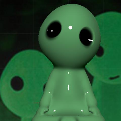 Screenshot_10.png Download OBJ file Glowing Kodama Princess Mononoke Luminous Tree Elves. (6 poses) • 3D print object, paulienet