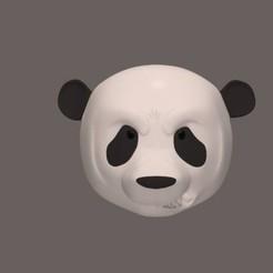 Download 3D printing models Panda, sauretxavier972