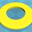 Descargar modelo 3D gratis modelo de cookie oreo, wooooo