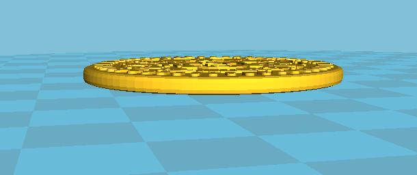 1.png Download free STL file Oreo cookie • 3D printer template, wooooo