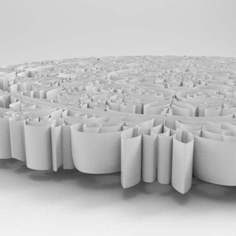 5.jpg Download STL file 3d panel • 3D printer template, saeedpeyda