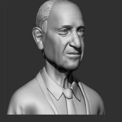 3D print model old man 2, saeedpeyda