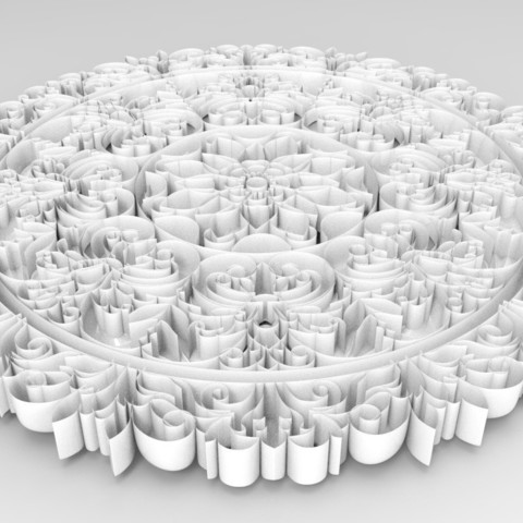 2.jpg Download STL file 3d panel • 3D printer template, saeedpeyda