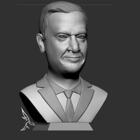 1.jpg Download STL file good man 2 • 3D print object, saeedpeyda