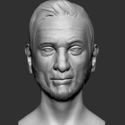 3D printing model old man, saeedpeyda