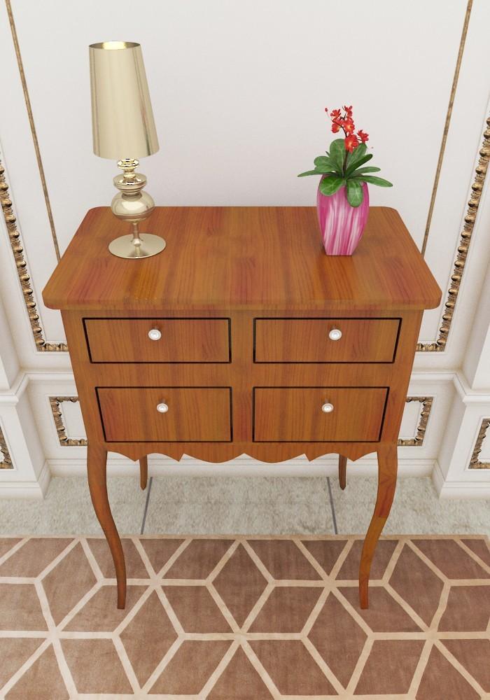 5.jpg Download STL file wooden table 2 • 3D printer design, saeedpeyda