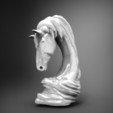 asbmarpich4.jpg Download OBJ file horse art statue • 3D printable object, saeedpeyda