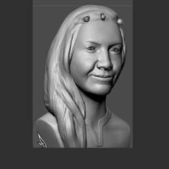 3D printer files woman2, saeedpeyda