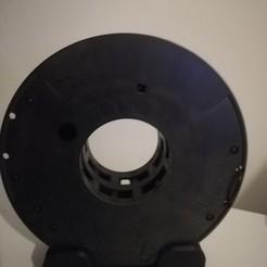IMG_20191130_002200.jpg Descargar archivo STL Soporte de bobina • Modelo para la impresión en 3D, kevindelage23