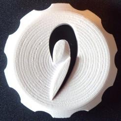 Télécharger fichier STL gratuit STRATOMAKER Mascotte de monnaies • Modèle pour impression 3D, Jerfy