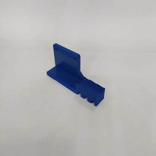 IMG_20200405_132436.jpg Télécharger fichier STL gratuit Porte-câble avec pince • Modèle pour impression 3D, rovanni
