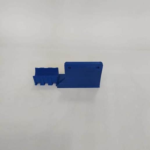 IMG_20200405_132446.jpg Télécharger fichier STL gratuit Porte-câble avec pince • Modèle pour impression 3D, rovanni