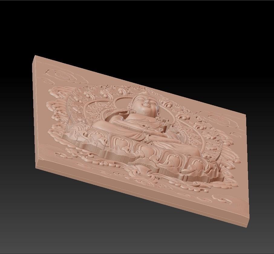 buddha_background5.jpg Télécharger fichier STL gratuit Bouddha • Design à imprimer en 3D, stlfilesfree