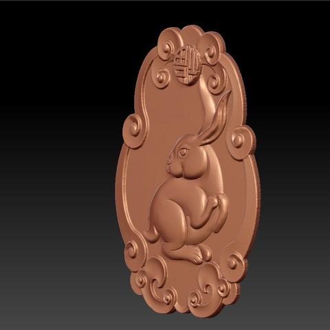 rabbit2.jpg Télécharger fichier STL gratuit lapin • Design pour impression 3D, stlfilesfree
