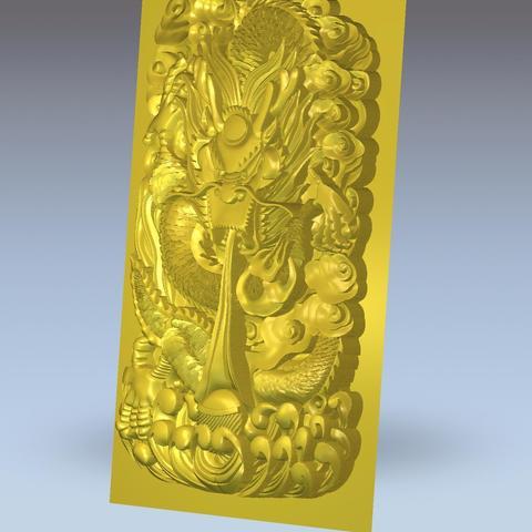 dragonAAAA3.jpg Télécharger fichier STL gratuit dragon sur les nuages • Objet pour impression 3D, stlfilesfree