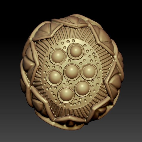lotusFlower1.jpg Download free STL file lotus • 3D printing design, stlfilesfree