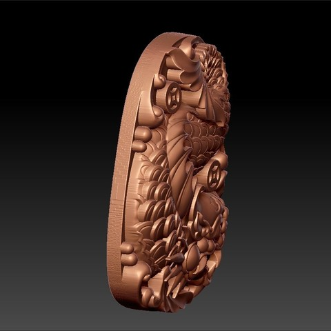 dragon_fish3.jpg Télécharger fichier STL gratuit créature de poisson dragon • Modèle pour imprimante 3D, stlfilesfree