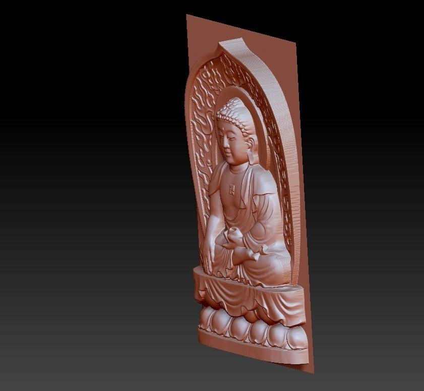 buddhaRRRRRT4.jpg Download free STL file buddha • 3D printer object, stlfilesfree