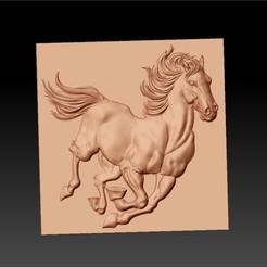 Running_horse1.jpg Download free STL file running horse • 3D printer design, stlfilesfree