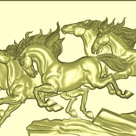 horse_c5.jpg Télécharger fichier STL gratuit modèles de secours de chevaux pour cnc • Modèle à imprimer en 3D, stlfilesfree