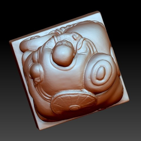 elephantsAndChild5.jpg Download free OBJ file elephant seal • 3D printing model, stlfilesfree