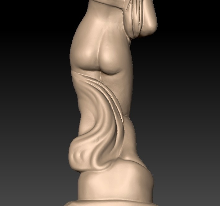 ChineseBeautyB11.jpg Download free STL file Beauty • 3D printable object, stlfilesfree