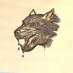 wolfhead1.jpg Download free OBJ file eight models of wolf heads  • 3D printable model, stlfilesfree