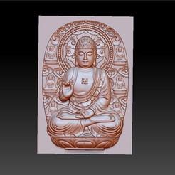 buddhaUUU1.jpg Télécharger fichier OBJ gratuit Bouddha • Design à imprimer en 3D, stlfilesfree