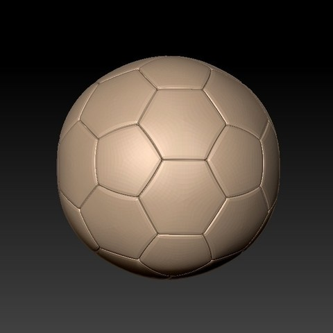 football1.jpg Download free STL file football • 3D printer template, stlfilesfree