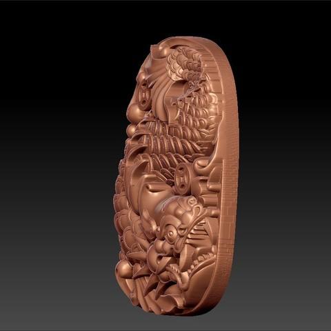 dragon_fish4.jpg Télécharger fichier STL gratuit créature de poisson dragon • Modèle pour imprimante 3D, stlfilesfree