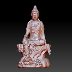 46guanyin1.jpg Télécharger fichier OBJ gratuit guanyin bodhisattva kwan-yin sculpture pour imprimante cnc ou 3d 46 • Objet imprimable en 3D, stlfilesfree