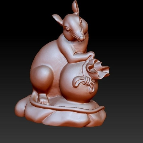 mouse2.jpg Download free STL file mouse 3d model • 3D printing object, stlfilesfree