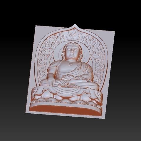 buddhaRRRRRT6.jpg Download free STL file buddha • 3D printer object, stlfilesfree