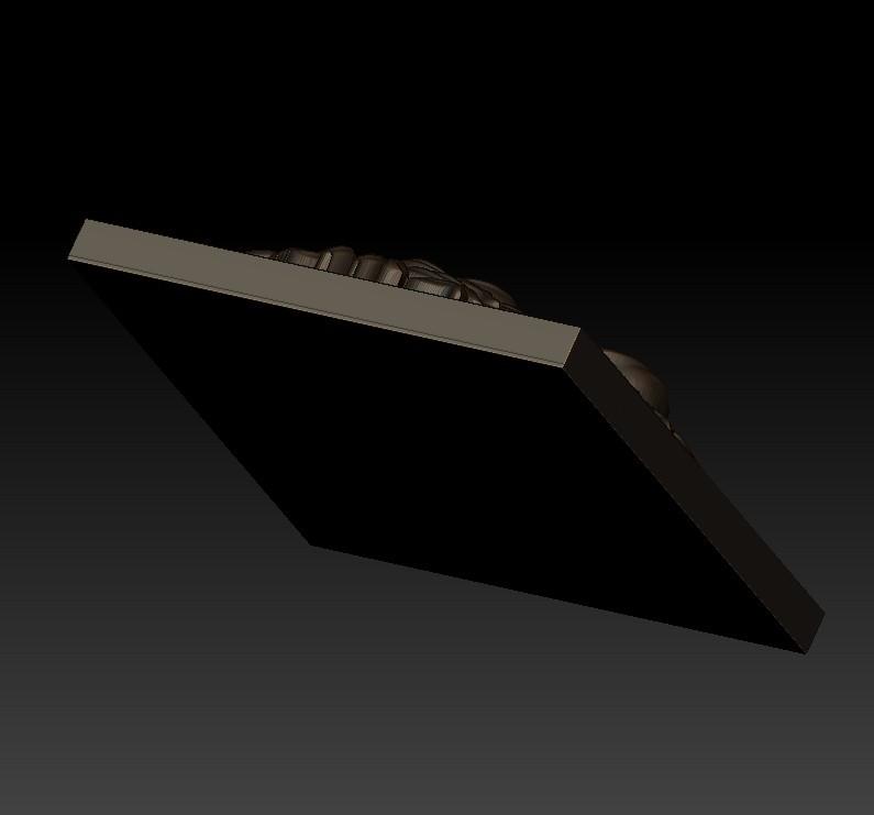 LIONHEAD6.jpg Télécharger fichier STL gratuit tête de lion • Design pour imprimante 3D, stlfilesfree