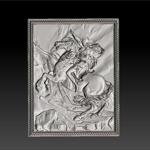 Napoleon3.jpg Télécharger fichier STL gratuit Napoléon • Modèle à imprimer en 3D, stlfilesfree
