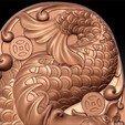 dragon_fish7.jpg Télécharger fichier STL gratuit créature de poisson dragon • Modèle pour imprimante 3D, stlfilesfree