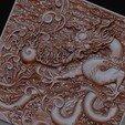 dragonOmClouds4.jpg Download free STL file dragon • 3D print object, stlfilesfree