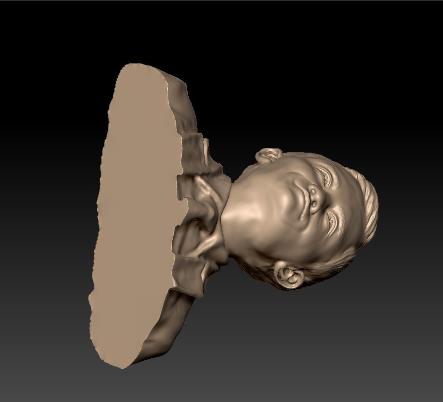 JackMa5.jpg Download free STL file Jack Ma statue • 3D printing object, stlfilesfree