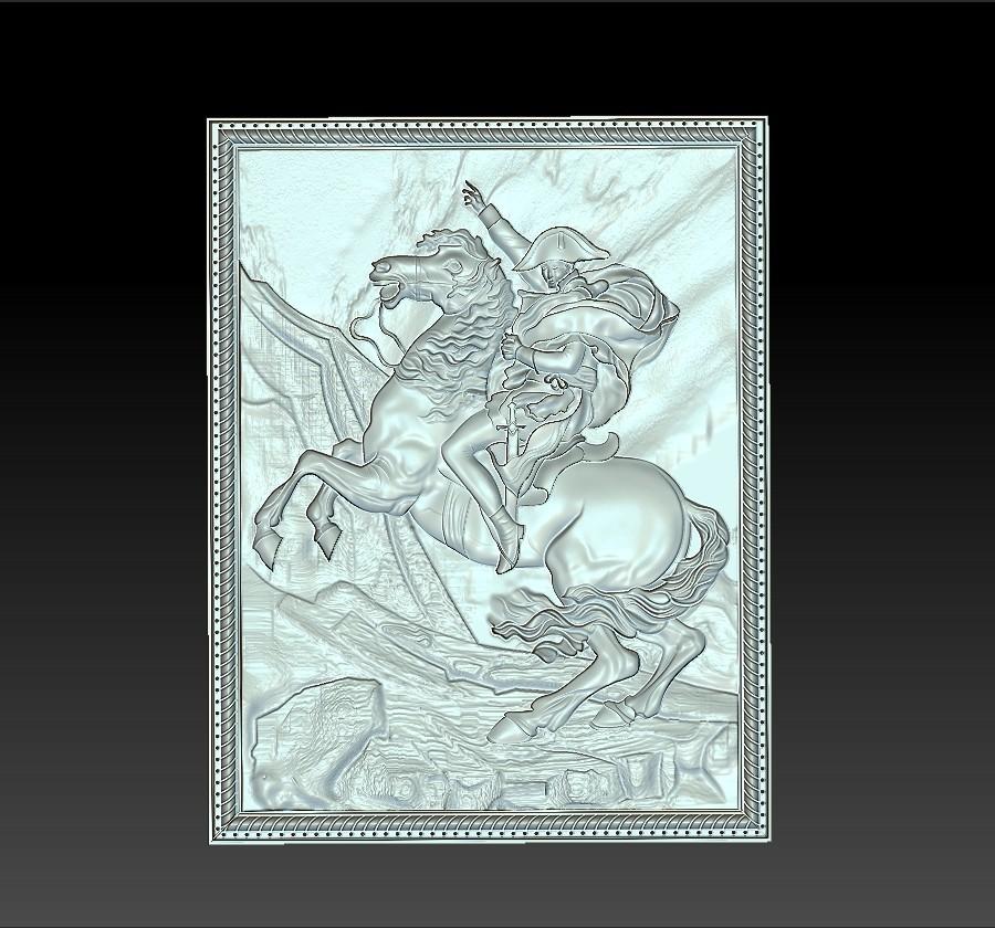 Napoleon2.jpg Télécharger fichier STL gratuit Napoléon • Modèle à imprimer en 3D, stlfilesfree