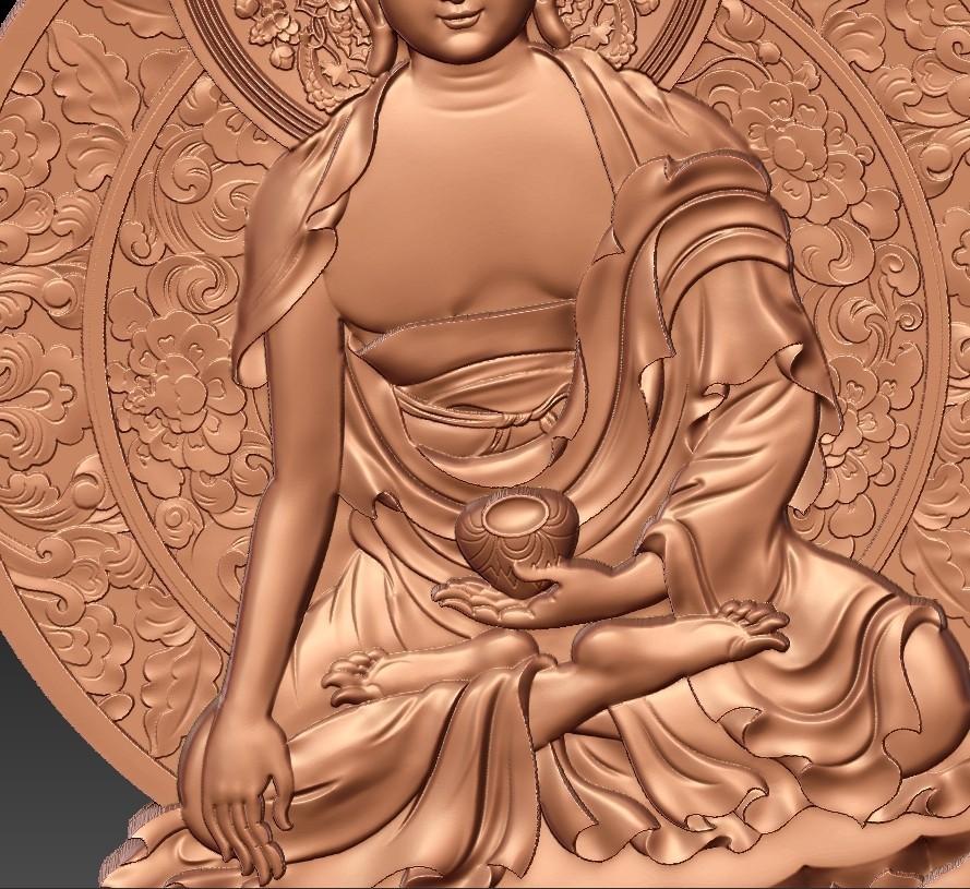 ThailandBuddhaWW8.jpg Télécharger fichier STL gratuit Bouddha de Thaïlande • Modèle à imprimer en 3D, stlfilesfree