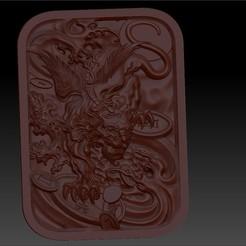 Mythicalanimal1.jpg Download free STL file Mythical Wild Animal  Pixiu2 • 3D printer design, stlfilesfree