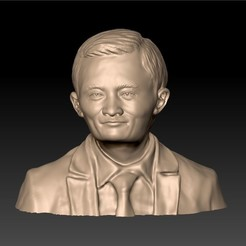 JackMa1.jpg Download free STL file Jack Ma statue • 3D printing object, stlfilesfree