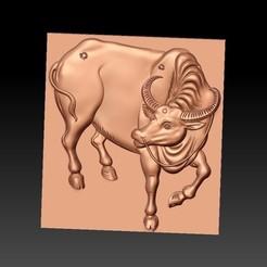 water_buffalo.jpg Download free STL file water buffalo • Template to 3D print, stlfilesfree