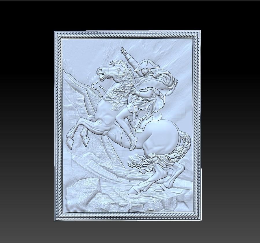 Napoleon4.jpg Télécharger fichier STL gratuit Napoléon • Modèle à imprimer en 3D, stlfilesfree