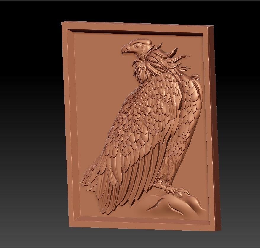 eagle2.jpg Download free STL file eagle  • 3D printing model, stlfilesfree