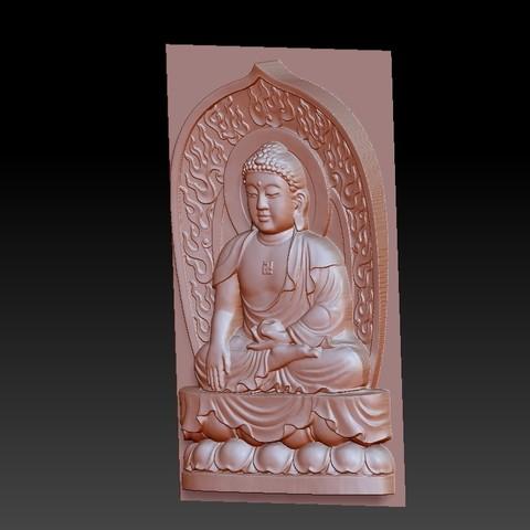 buddhaRRRRRT3.jpg Download free STL file buddha • 3D printer object, stlfilesfree