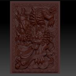 pixiu1.jpg Download free STL file Mythical Wild Animal  Pixiu • 3D printer object, stlfilesfree