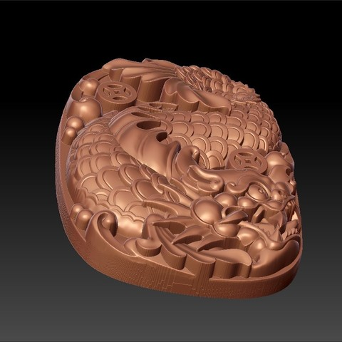 dragon_fish5.jpg Télécharger fichier STL gratuit créature de poisson dragon • Modèle pour imprimante 3D, stlfilesfree