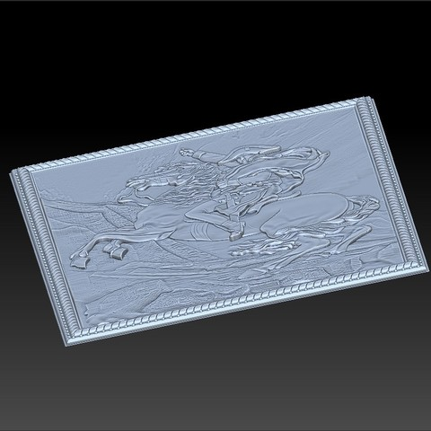 Napoleon8.jpg Télécharger fichier STL gratuit Napoléon • Modèle à imprimer en 3D, stlfilesfree