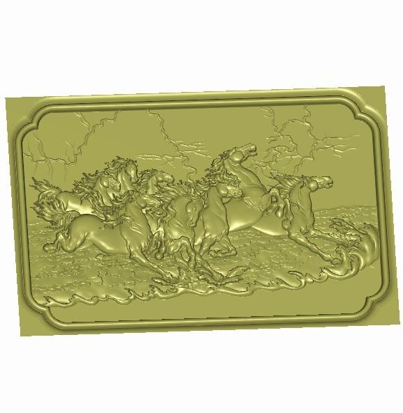 horsez2.jpg Télécharger fichier STL gratuit modèle de secours de chevaux pour cnc • Modèle pour impression 3D, stlfilesfree